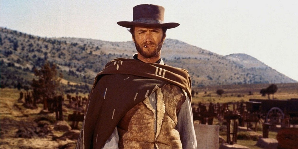 The Good, The Bad, and The Ugly, Clint Eastwood